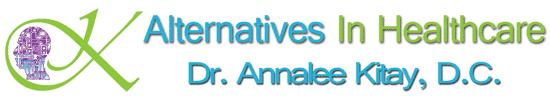 Dr. Annalee Kitay, D.C. Logo